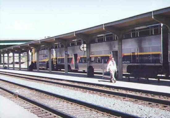 Bahnhof von Sacramento