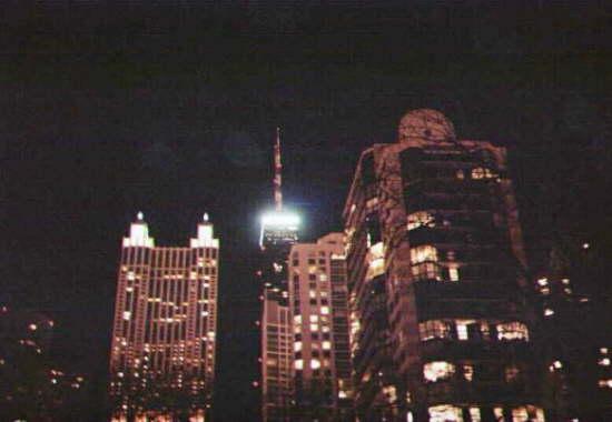 Sears Tower bei Nacht