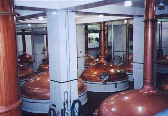 Coors Brauerei / Golden Colorado
