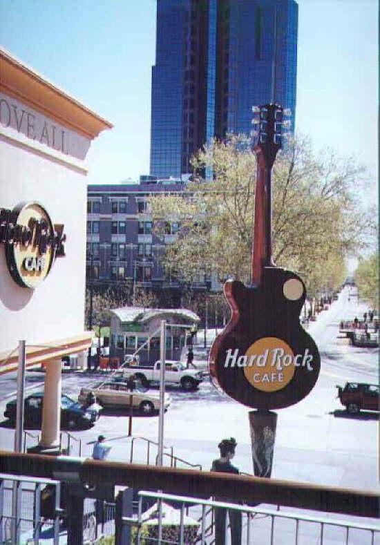 Hard Rock Cafe Sacramento