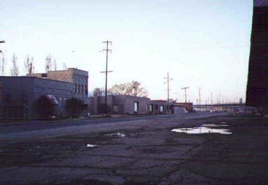 Industriegebiet von Salt Lake City