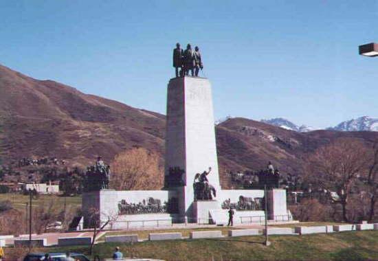 Settler Monument